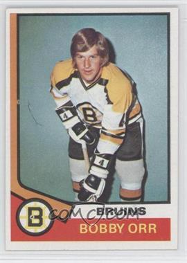 1974-75 Topps - [Base] #100 - Bobby Orr