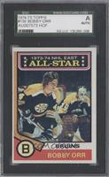 1973-74 NHL East All-Star (Bobby Orr) [SGC AUTHENTIC]