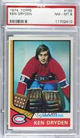 Ken Dryden [PSA 8 NM‑MT]