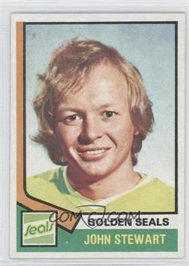1974-75 Topps - [Base] #175 - John Stewart