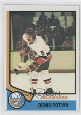 1974-75 Topps - [Base] #195 - Denis Potvin
