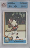 Denis Potvin [JSA Certified Encased by BVG]