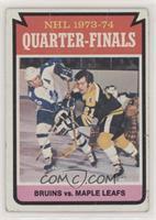 Boston Bruins Team, Toronto Maple Leafs Team [PoortoFair]