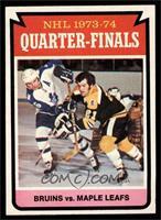 Boston Bruins Team, Toronto Maple Leafs Team [EXMT]