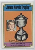 James Norris Trophy Winner (Bobby Orr) [Good to VG‑EX]