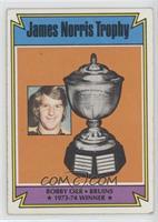 James Norris Trophy Winner (Bobby Orr) [GoodtoVG‑EX]