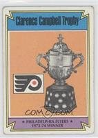 Clarence Campbell Trophy [Good to VG‑EX]