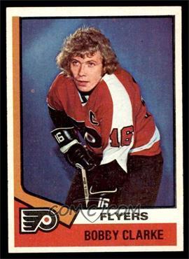 1974-75 Topps - [Base] #260 - Bobby Clarke [NMMT]