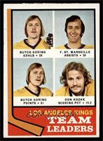 Butch Goring, Frank St. Marseille, Don Kozak [EXMT]