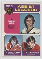 Bobby Clarke, Bobby Orr