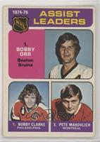 Bobby Clarke, Bobby Orr [PoortoFair]