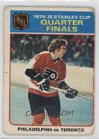 1974-75 Stanley Cup Quarter Finals [Poor]