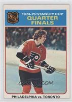 1974-75 Stanley Cup Quarter Finals