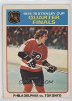 1974-75 Stanley Cup Quarter Finals [GoodtoVG‑EX]