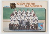 New York Rangers Team [GoodtoVG‑EX]