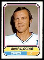 Ralph Backstrom [EXMT]