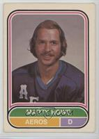 Marty Howe [Good to VG‑EX]