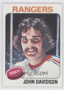 1975-76 Topps - [Base] #183 - John Davidson