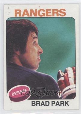 1975-76 Topps - [Base] #260 - Brad Park