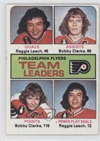 Reggie Leach, Bobby Clarke