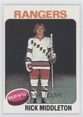 1975-76 Topps - [Base] #37 - Rick Middleton