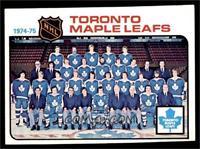 Toronto Maple Leafs Team [EXMT]