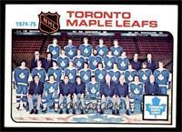 Toronto Maple Leafs Team [VG]