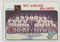 St. Louis Blues Team