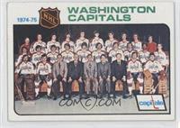 Washington Capitals Team