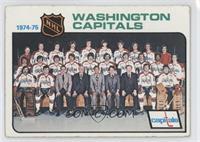 Washington Capitals Team [GoodtoVG‑EX]