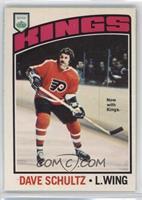 official photos ab967 a5167 Dave Schultz Hockey Cards