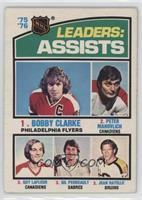 Bobby Clarke, Gilbert Perreault, Jean Ratelle, Pete Mahovlich, Guy Lafleur [Goo…