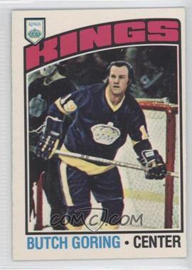 1976-77 O-Pee-Chee - [Base] #239 - Butch Goring