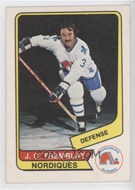 1976-77 O-Pee-Chee WHA - [Base] #40 - J.C. Tremblay