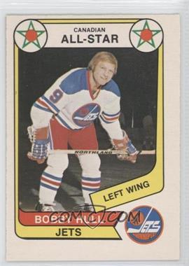 1976-77 O-Pee-Chee WHA - [Base] #65 - Bobby Hull