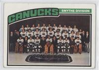 Vancouver Canucks Team [GoodtoVG‑EX]