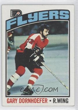 1976-77 Topps - [Base] #256 - Gary Dornhoefer [GoodtoVG‑EX]