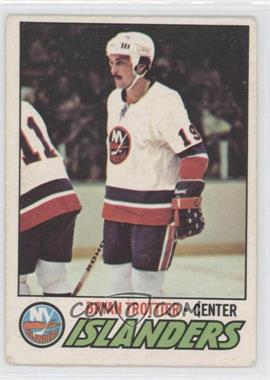 1977-78 O-Pee-Chee - [Base] #105 - Bryan Trottier [Good to VG‑EX]