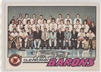 Cleveland Barons Team