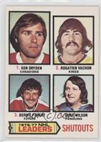 Ken Dryden, Rogie Vachon, Bernie Parent, Dunc Wilson [GoodtoVG&#820…