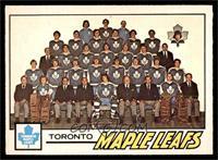 Toronto Maple Leafs Team [NM]
