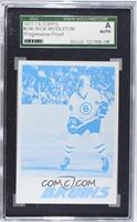 Rick Middleton (Cyan) [SGC AUTHENTIC]