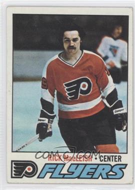 1977-78 Topps - [Base] #15 - Rick MacLeish
