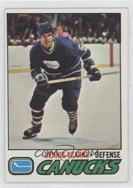 1977-78 Topps - [Base] #175 - Dennis Kearns