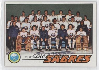 1977-78 Topps - [Base] #73 - Buffalo Sabres Team
