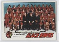 Chicago Blackhawks (Black Hawks) Team [Poor to Fair]