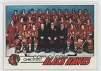 Chicago Blackhawks (Black Hawks) Team [Noted]