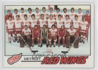 Detroit Red Wings Team [Good to VG‑EX]