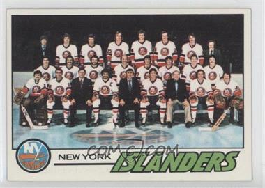 1977-78 Topps - [Base] #81 - New York Islanders Team