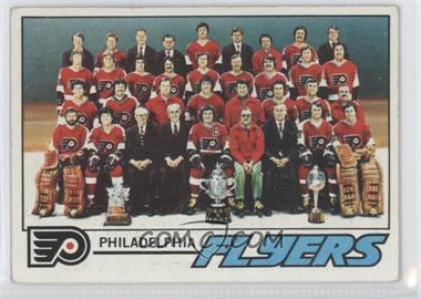 1977-78 Topps - [Base] #83 - Philadelphia Flyers Team [Good to VG‑EX]